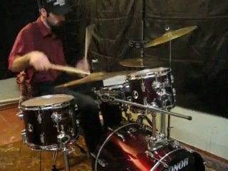 DJ Noisia Block Control (DAGDRUM DnB drummer drumms- cover -remix drumms parts)
