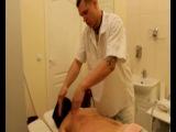 Медовый массаж в