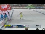 Биатлон Кубок Мира 2011-12 Остерсунд, Швеция 1 этап Женщины Спринт 7,5 км Евроспорт (2011)